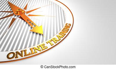 złoty, trening, retencja, compass., online
