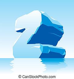 z, jég, levél
