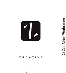 z, logo, ontwerp, pictogram, symbool, vector