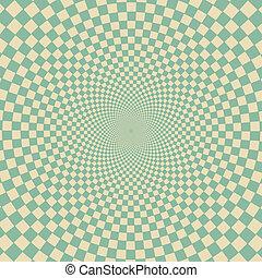 za, vinobraní, grunge, hypnotický, background.vector, ilustrace