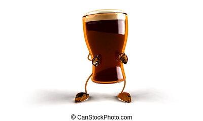 zabawa, piwo