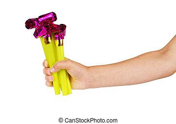 zabawka dzieci, ręka