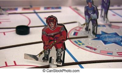 zabawka, hokej