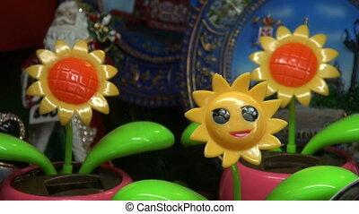 zabawka, -, kwiat