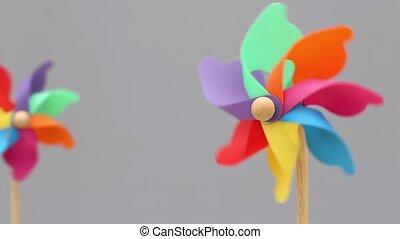 zabawka, pinwheel