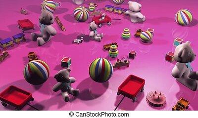 zabawki dzieci