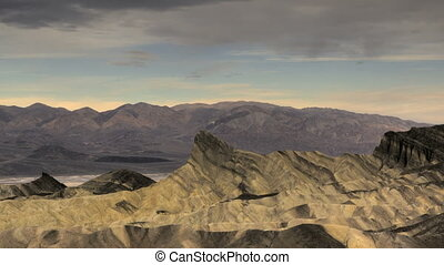 Zabriskie Point Timelapse