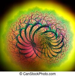 zachtheid, abstract, achtergrond