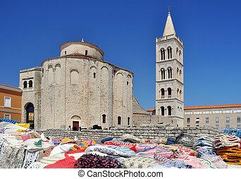 Zadar church