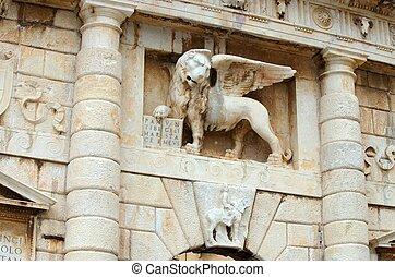Zadar lion