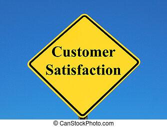 zadowolony klient