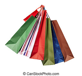 zak, consumentisme, het kleinhandels winkelen