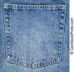 zak, jeans