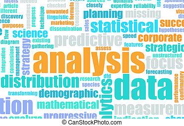 zakelijk, analyse