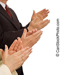 zakelijk, -, belonen, waarden, opvoering, eerbied