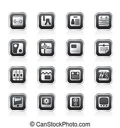 zakelijk, en, internet beelden