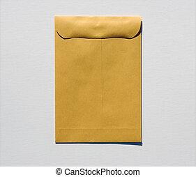 zakelijk, enveloppe