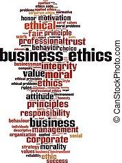 zakelijk, ethics-vertical