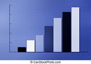 zakelijk, grafiek