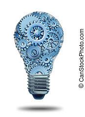 zakelijk, ideeën