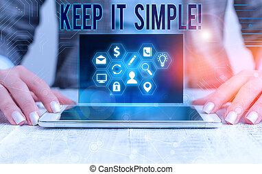 zakelijk, informatietechnologie, showcasing, conceptueel, ...