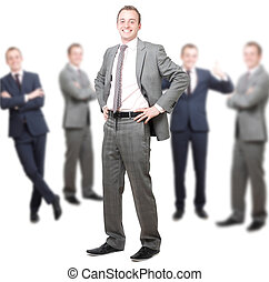 zakenlieden