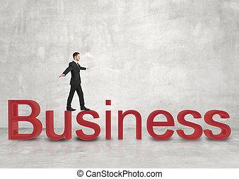 zakenmankostuum