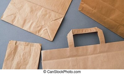 zakken, papier, beschikbaar