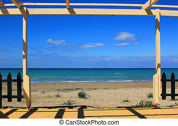 zakynthos, tsilivi, praia