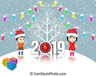 Nieuw Vrolijke 2019 Jaar