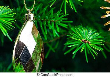 zalige kerst, versiering