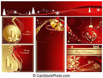 zalige kerst, verzameling