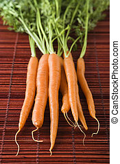 zanahoria, todavía, life.