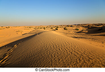 zand, natuurlijke , woestijn, duin