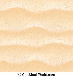 zand strand, seamless, textuur