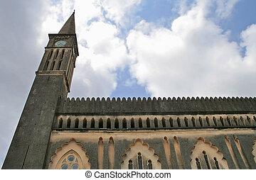 Zanzibar church