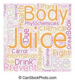 zapobiegać, pojęcie, rak, drogi, tekst, sześć, możliwy, ...