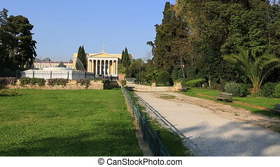 Zappeion Building in Athens - The Zappeion is a building in...