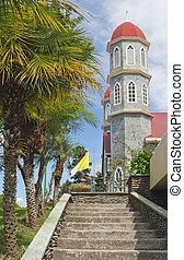 Zarcero Costa Rica Church