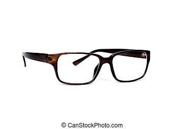 zatkać się, odizolowany, okulary