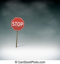 zatrzymajcie drogę znaczą