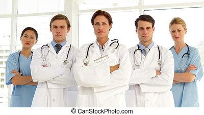 zaufany, medyczny zaprzęg