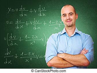 zaufany, nauczyciel