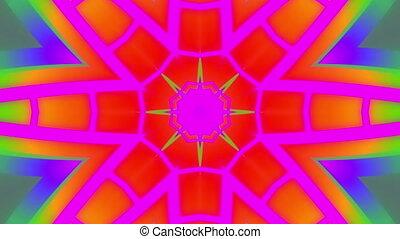 zawiązywanie, geometryczny, retro, tło
