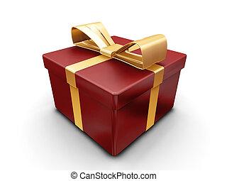 zawinięty dar