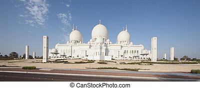 Zayed mosque, Abu Dhabi, United Arab Emirates