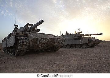 zbiornik, merkava, baz, mk, 4, bitwa, główny kanał