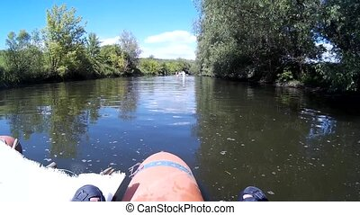 Zbruch river Podilski, Tovtry Khmelnytskyi Ukraine - Zbruch...