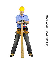 zbudowanie, człowiek