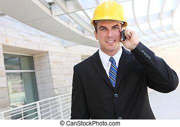 zbudowanie, handlowiec